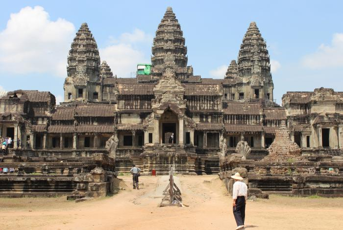 Ancient city find in Cambodia rewrites history   The Thaiger