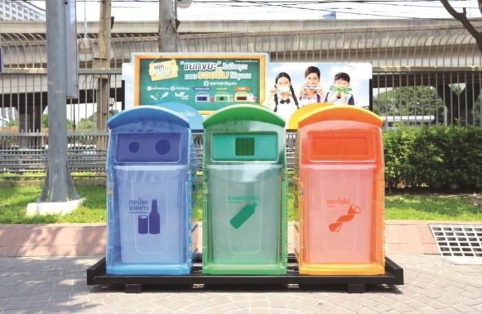 PTT launches campaign to encourage Thais to sort their trash | The Thaiger