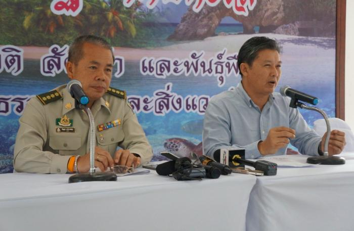 Four jailed, heavily fined for land theft | The Thaiger