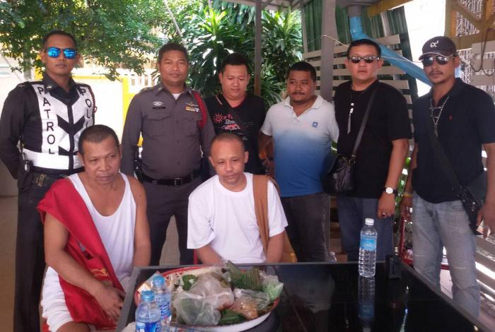 Fake monks charged for begging in Patong | The Thaiger