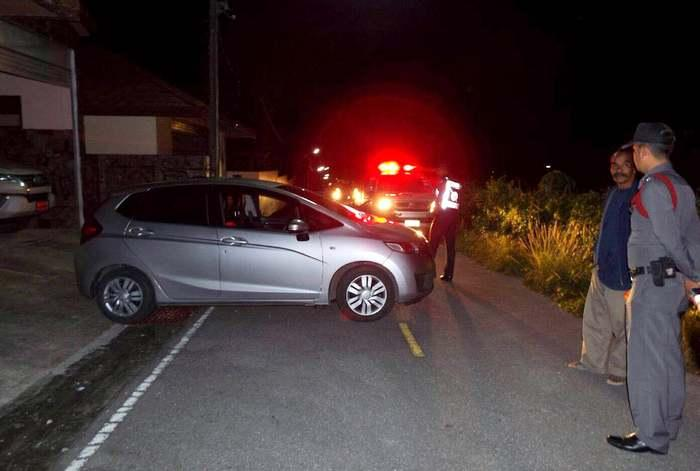Aussie drunk driver arrested after hit and run | The Thaiger