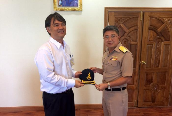 Phuket marine chief replaced – again   The Thaiger
