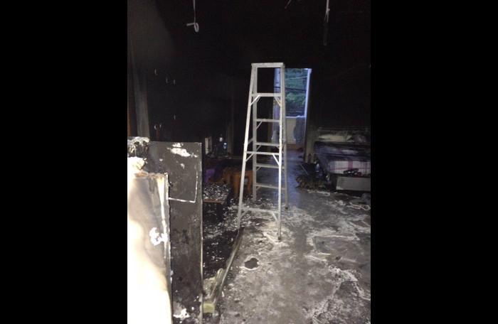 Fridge on the fritz blamed for apartment blaze | The Thaiger