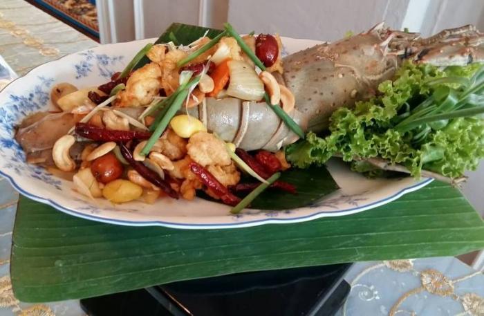 Phuket Lobster Festival now on   The Thaiger