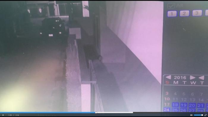 Thief defecates on victims' doorstep | The Thaiger