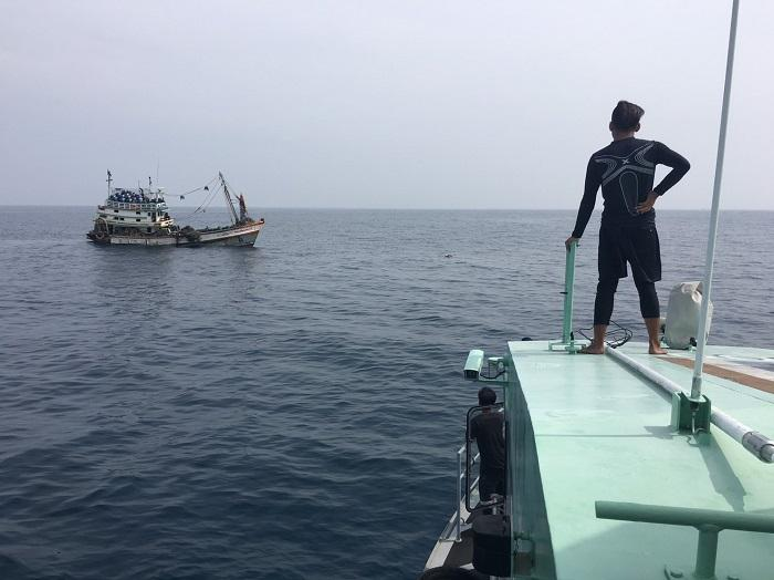 Body of Korean found at sea 5 days after disappearance   The Thaiger