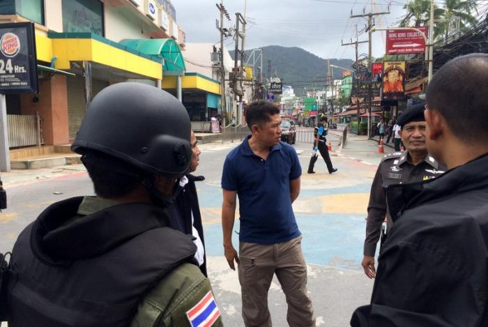 Blasts in Patong, across south, kill 3, injure dozens | The Thaiger