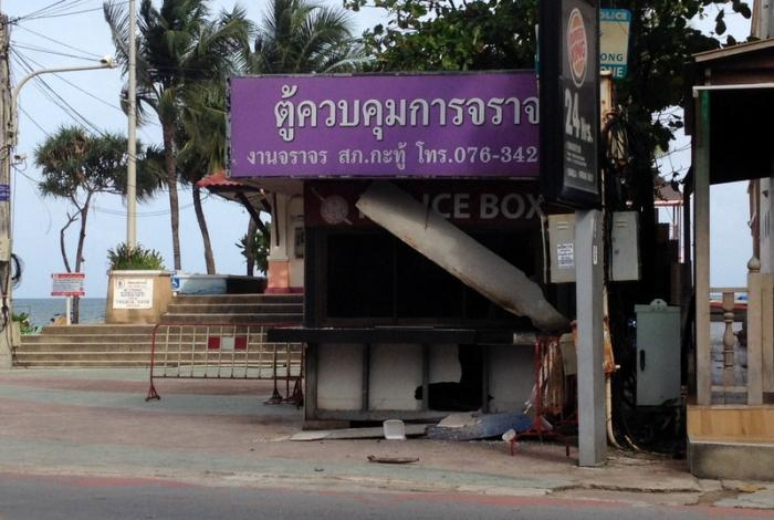 Patong hit by double bomb blasts during Mother's Day ceremonies | The Thaiger