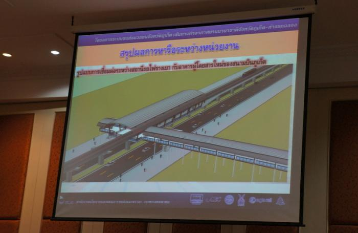 Light rail plans approved for submission to ministry | The Thaiger