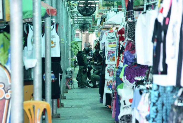 Rewards for would-be Patong bombing suspect | The Thaiger