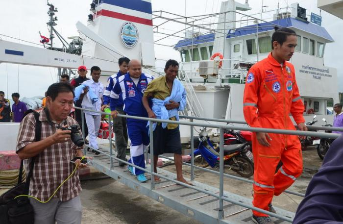 Fifth missing crew member found | The Thaiger