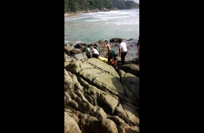 French tourist drowns at Nai Thon   The Thaiger