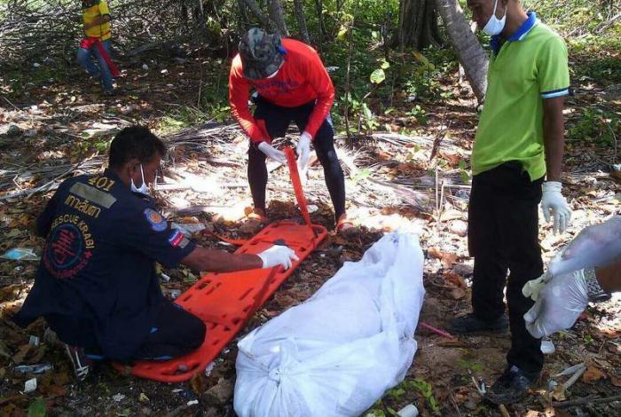 Four bodies wash ashore in Krabi   The Thaiger