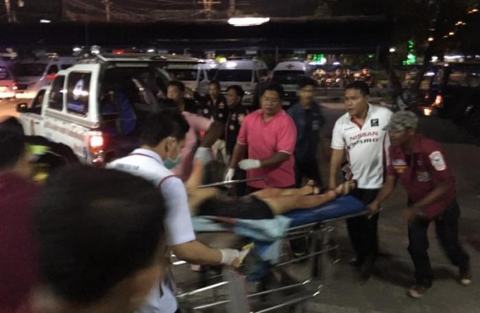 Bombings in Pattani kill one, injure several and damage hotel | The Thaiger