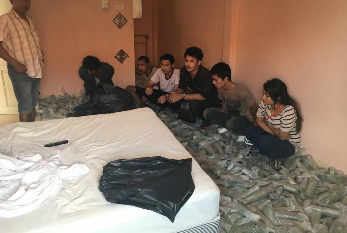 Police arrest six in another big krathom drug bust | The Thaiger