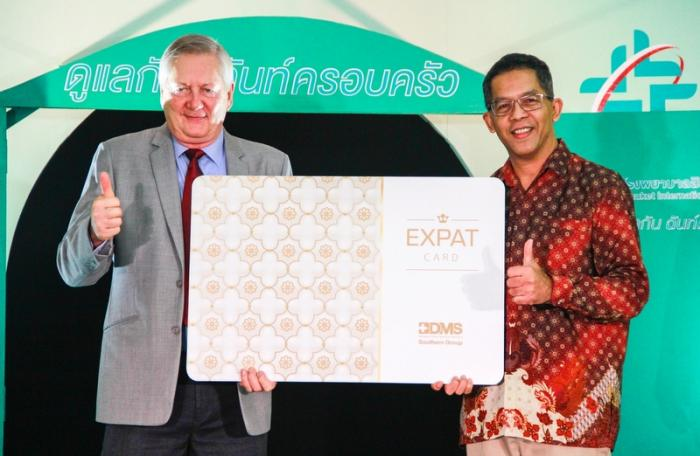 Phuket International Hospital launches new services, expat card | The Thaiger