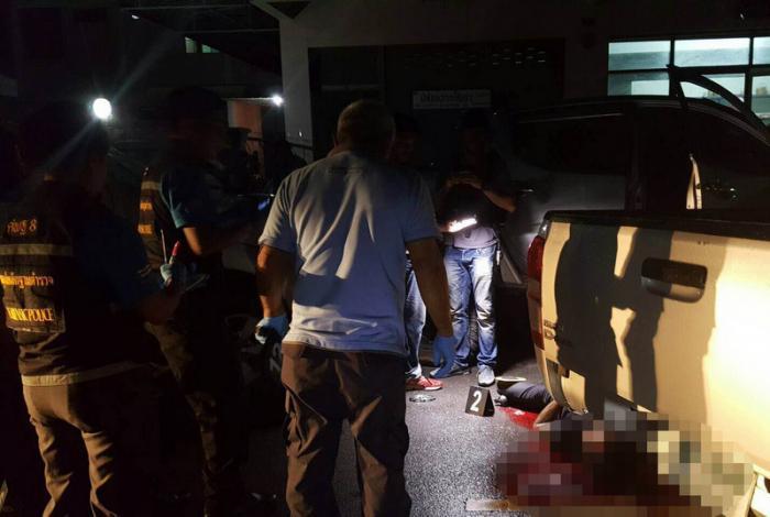 Meth dealer pulls grenade on Krabi police | The Thaiger