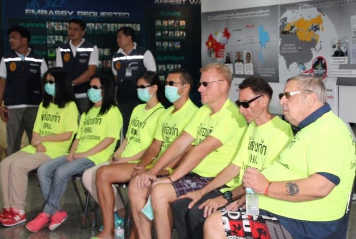 Foreign suspects celebrated for rape, theft, debt default and smuggling | The Thaiger