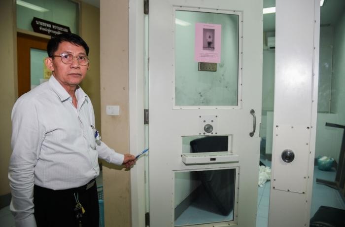 Former land official in Phuket DSI case found hanged in cell   The Thaiger