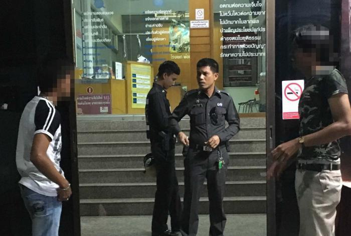 Gun-toting teens threaten bikers in Cherng Talay | The Thaiger