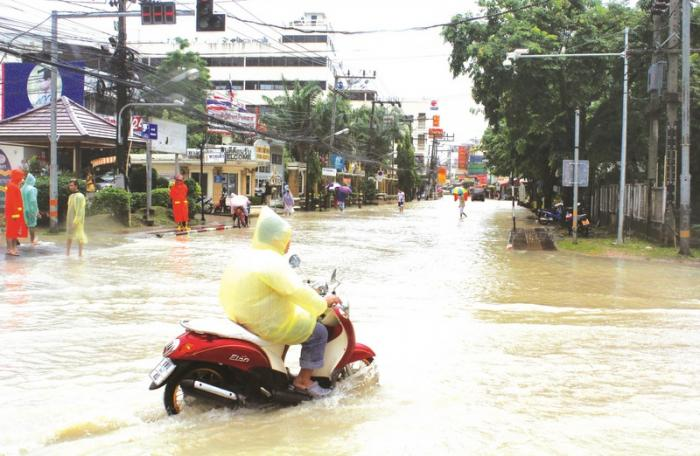 Phuket prepared for floods with B433.5mn budget, officials say | The Thaiger