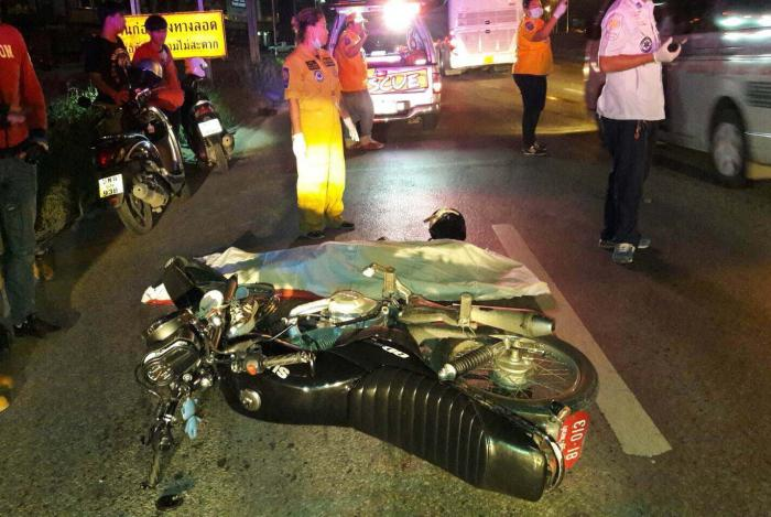 Double motorcyclist deaths shrouded in mystery | The Thaiger