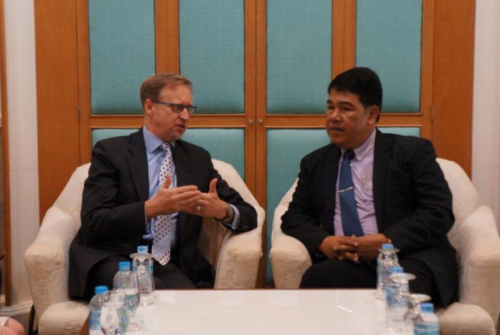 New British Ambassador makes first visit to Phuket | The Thaiger