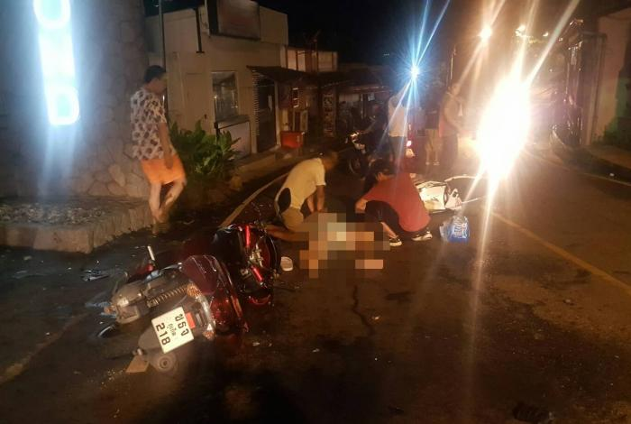 Chinese national dead in Phuket after motorbike crash | The Thaiger