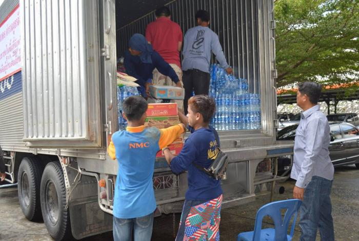 Phuket donates by the truck-load | The Thaiger