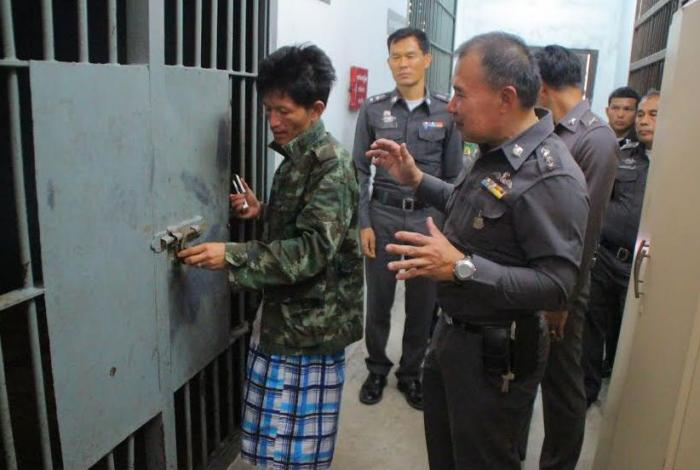 Escaped prisoner prompts jail security upgrade request | The Thaiger