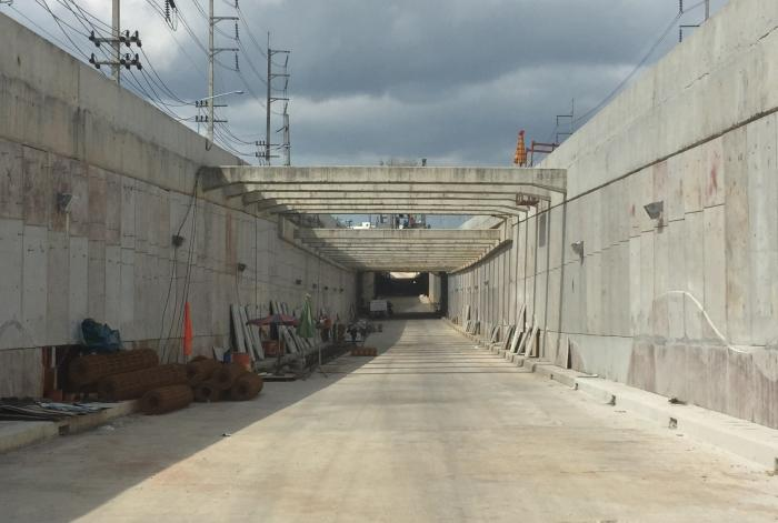 Bang Ku Underpass to open temporarily during Royal visits | The Thaiger