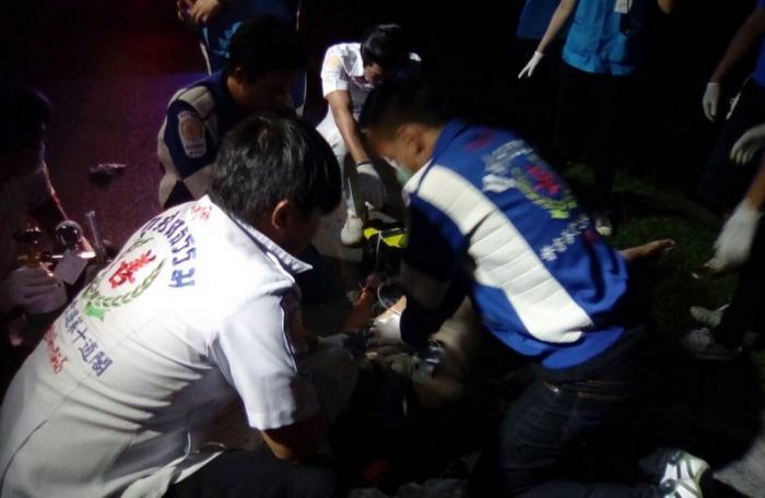 Man killed in bike crash at Bang Wad dam | The Thaiger