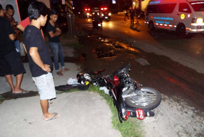 Another taxi driver kills another motorcyclist in Phuket | The Thaiger