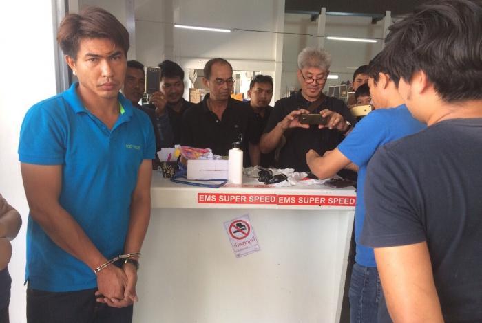 Phuket cops dress as postmen to nab B500K worth of drugs | The Thaiger