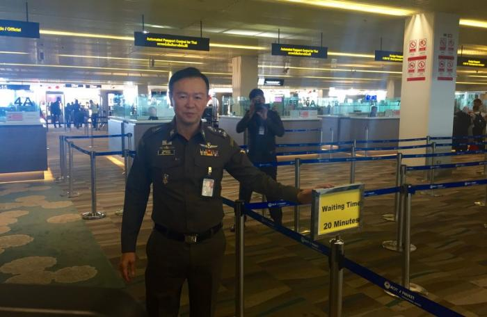 Immigration Chief says Phuket Airport now fully equipped | The Thaiger