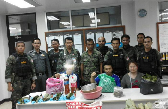 Mother, son among four arrested in Phuket krathom bust   The Thaiger