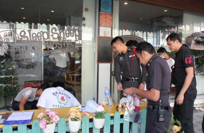 Suspected OD victim found in Phuket Town | The Thaiger