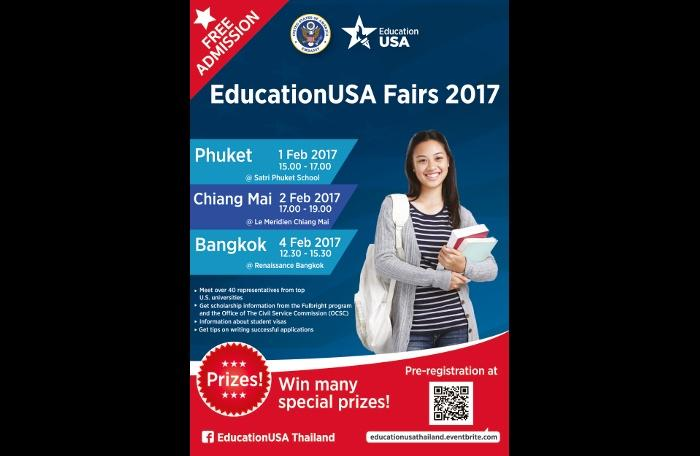 EducationUSA Thailand to host informational fair | The Thaiger