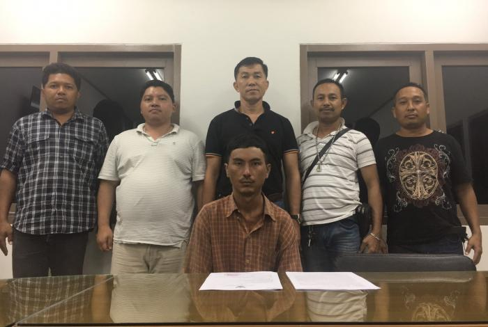 Snatch and run suspect arrested in Phuket | The Thaiger