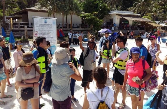 Penalty, jail term announced for Koh Racha rule breakers | The Thaiger