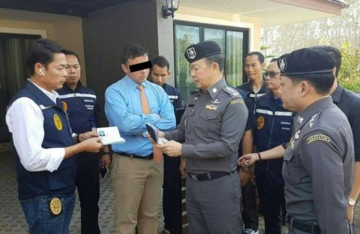 Employers of drug suspect issue statement after his arrest | The Thaiger