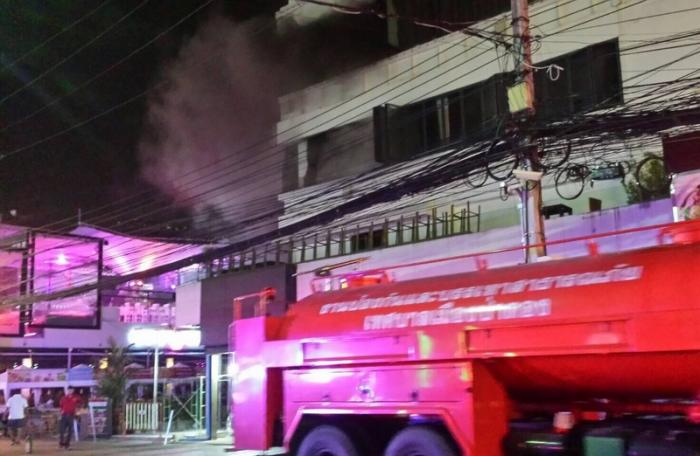 Electrical malfunction believed to be cause of Patong nightclub fire | The Thaiger