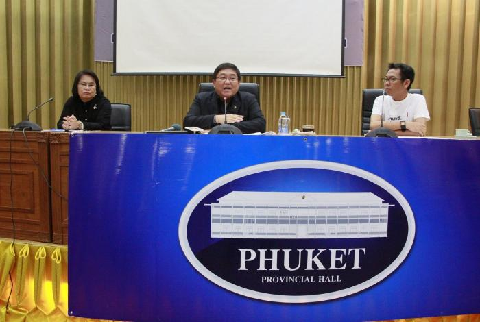 Phuket pockets billion-baht infrastructure budget | The Thaiger