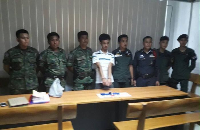B200k worth of drugs nabbed in 'random check' in Phuket | The Thaiger