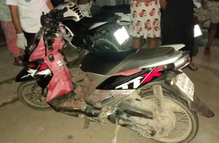 Unidentified man dies in Phuket bike crash | The Thaiger