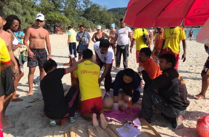 Holiday nightmare: Aussie tourist killed in Phuket jet-ski collision | The Thaiger