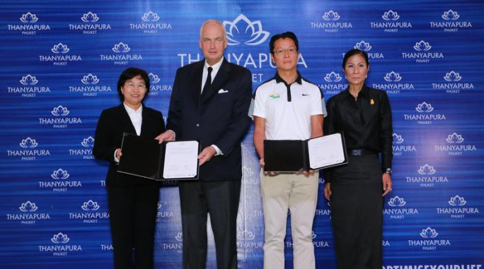 Thanyapura, Sports Camp Australia to organize sporting programs in Phuket | The Thaiger