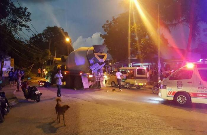 Australian tourist, 49, dies in Phuket truck collision | The Thaiger