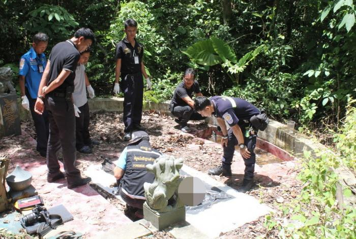 Decaying body found in Phuket | The Thaiger