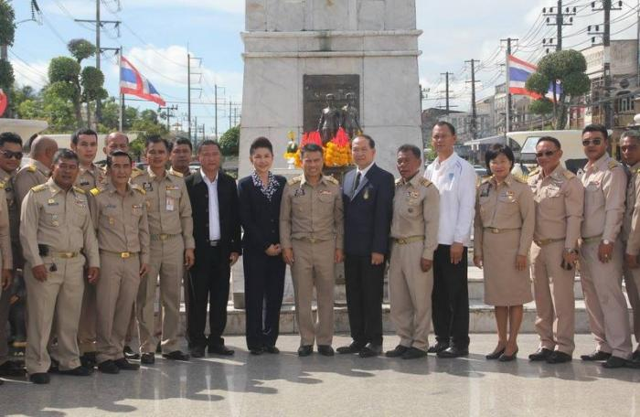 New Phuket governor arrives on the island | The Thaiger